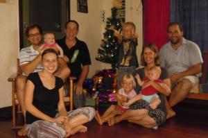 Weihnachtsprogramm in Liuliu (24-26. Dezember)